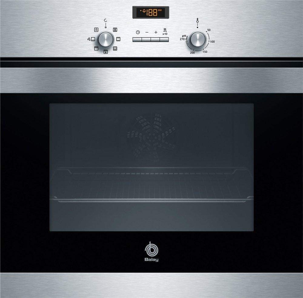 An lisis de horno balay 3hb506xm opiniones y precios for Hornos de cocina electricos